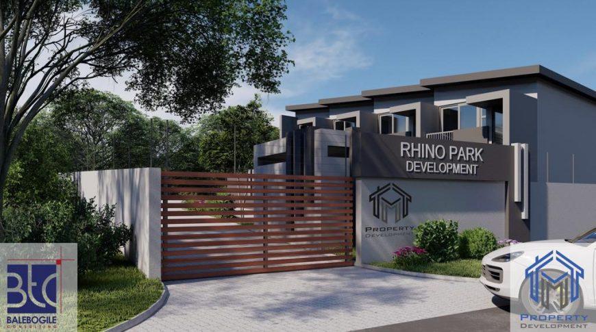 Rhino Park New Development