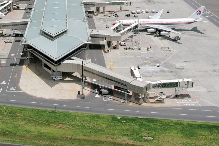 OR Tambo Taxiway Project